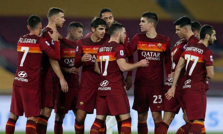Serie A: Roma dhe Milan fitojnë, Napoli dhe Atalanta barazojnë