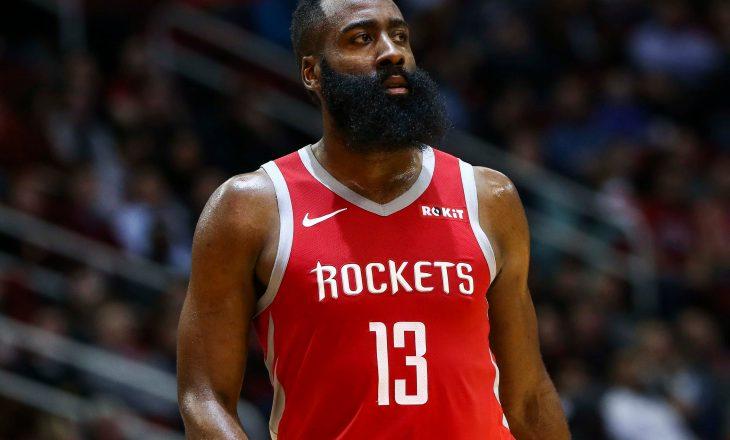 NBA: James Harden rikthehet për Houston Rockets në sfidën ndaj Portland Trail Blazers