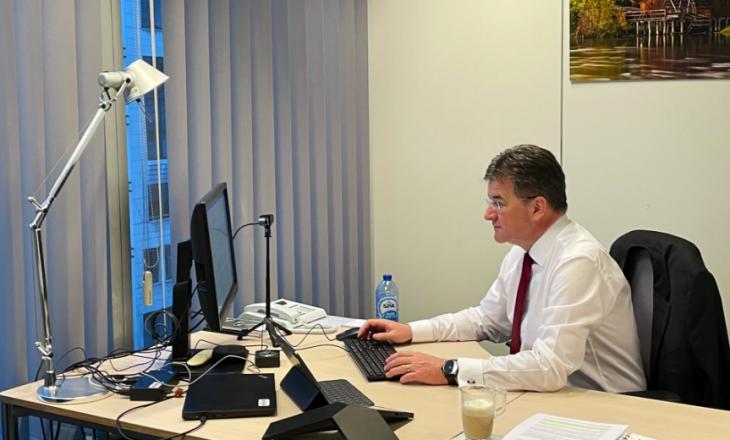Lajçak zbulon se për çfarë bisedohet sot mes Kosovës e Serbisë