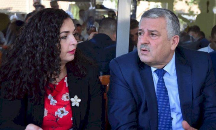 Shefi i kabinetit të Agim Veliut: Vjosa Osmani e ka dëmtuar LDK-në