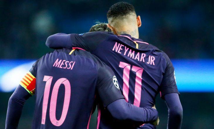 Neymar e dëshiron Messin tek PSG