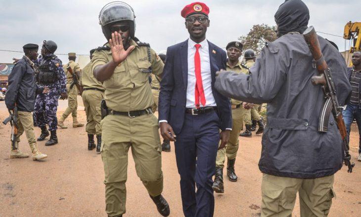 Uganda: Arrestohet Bobi Wine, kandidati opozitar i presidencës