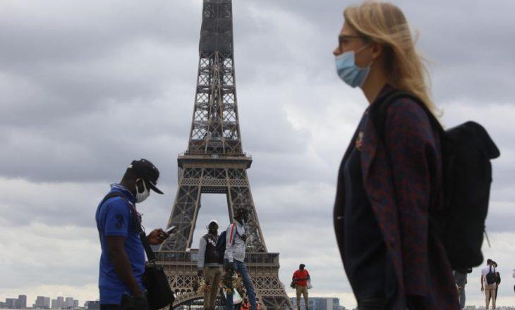Franca shënon 306 viktima nga COVID-19 në 24 orët e fundit