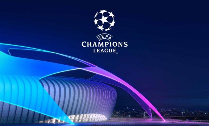 16 skuadrat që vazhdojnë rrugëtimin në Champions League