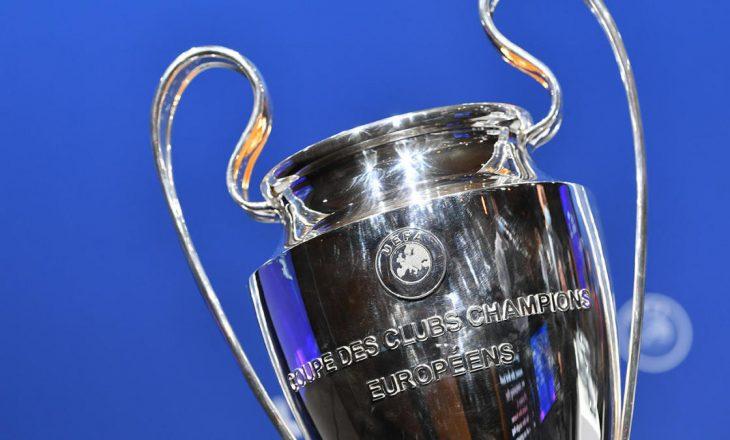 30 klubet më të mira në Champions League