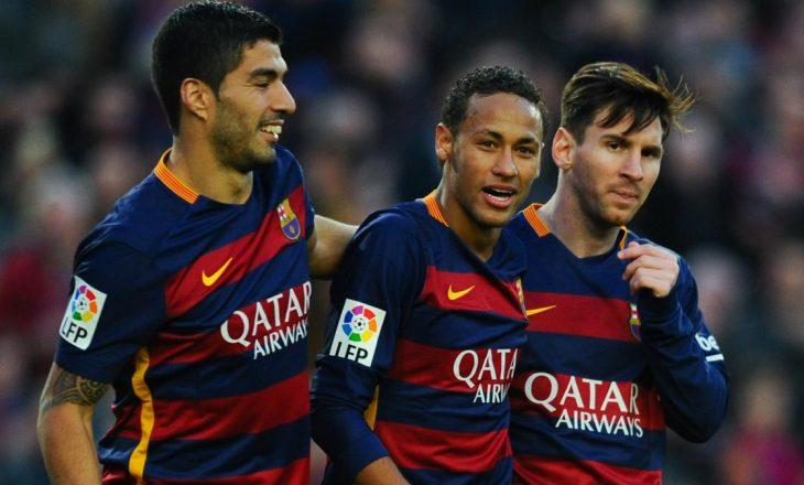 Messi, Neymar, Suarez – bisedojnë çdo ditë me njëri tjetrin