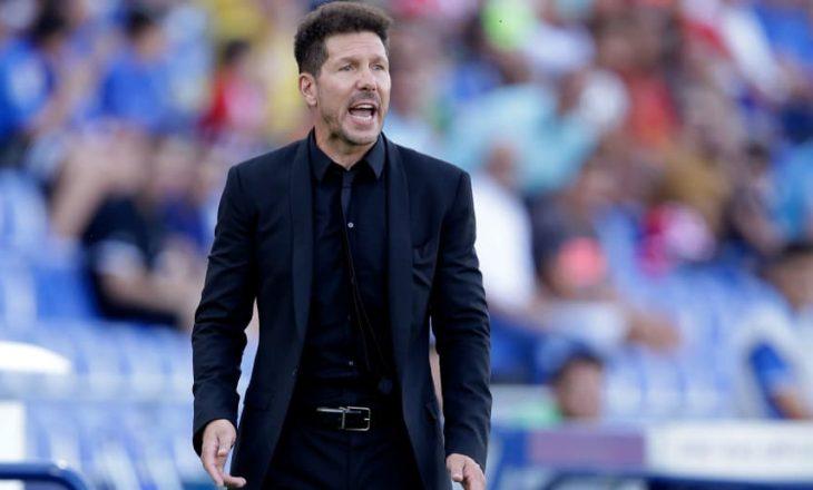 Simeone para ndeshjes ndaj Real Madrid: Duhet të bëjmë një ndeshje të madhe