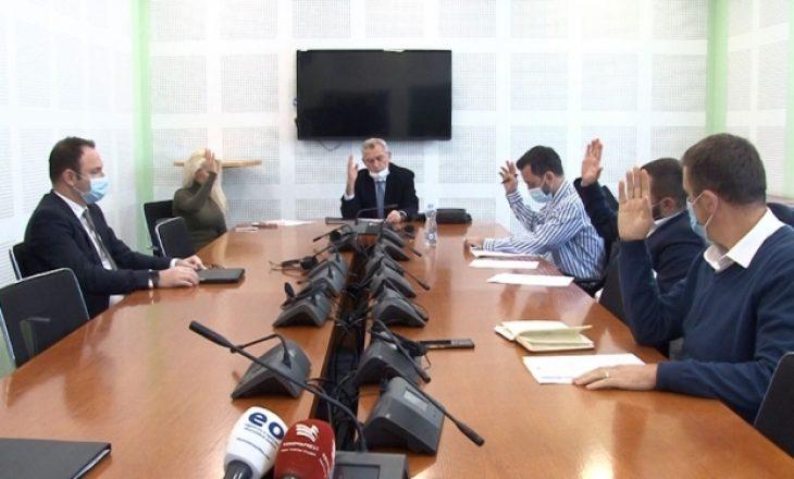 Me dyer të mbyllura drejtori i AKI-së raporton në Komisionin Parlamentar
