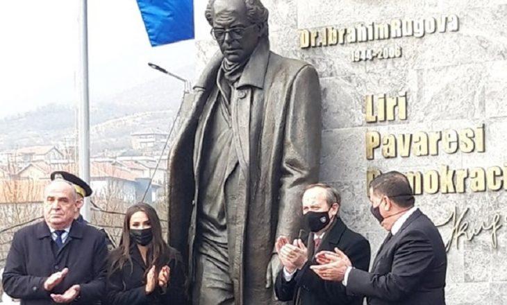 Istog: Zbulohet shtatorja e Ibrahim Rugovës