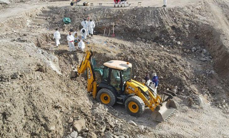 Shtyhen gërmimet në Kizhevak, ku dyshohet për varreza të luftës së fundit
