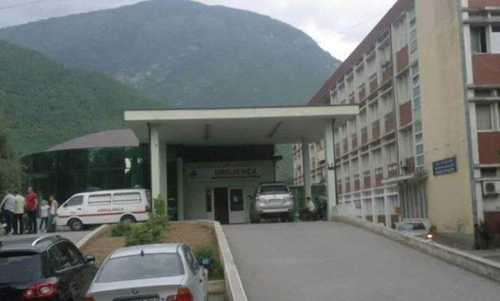 Në Spitalin Rajonal të Pejës ka vdekur një i burgosur