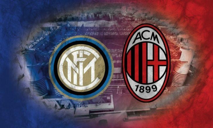 Rivalët historik, Milan e Interi në krye të Serie A