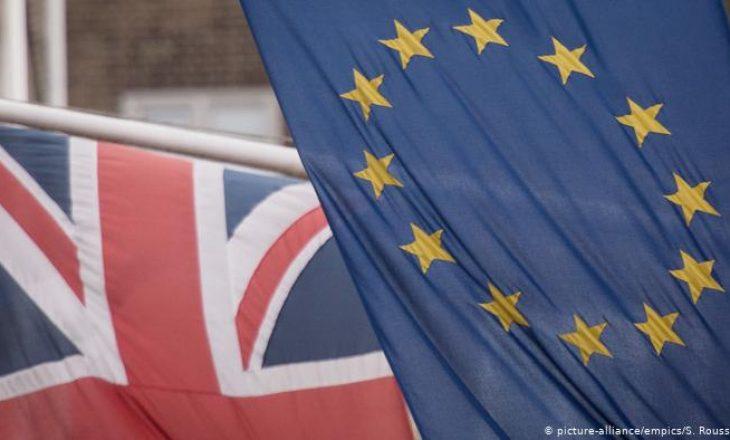 Marrëveshje e Brexit do të votohet në parlamentin evropian dhe atë britanik
