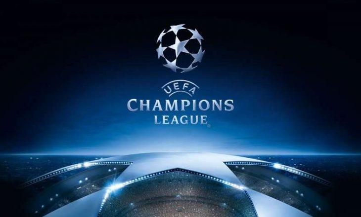 Tetë ndeshje sonte në Ligën e Kampionëve