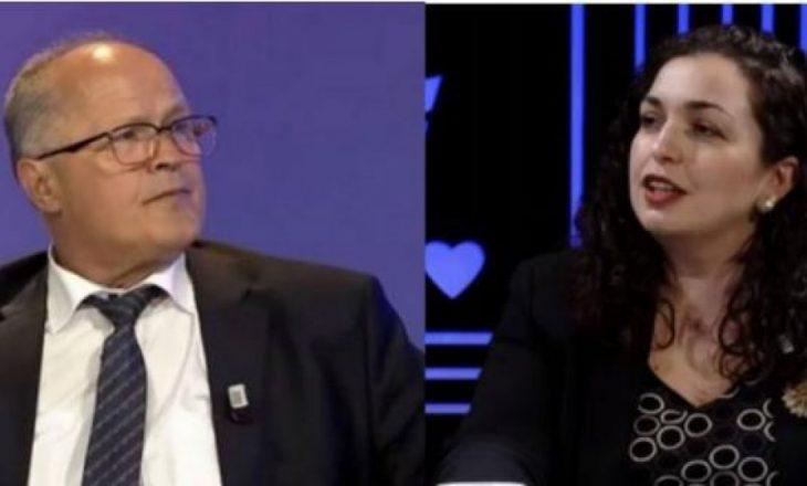 """Ramiz Kelmendi: Vjosa Osmani është """"anti-amerikane"""""""