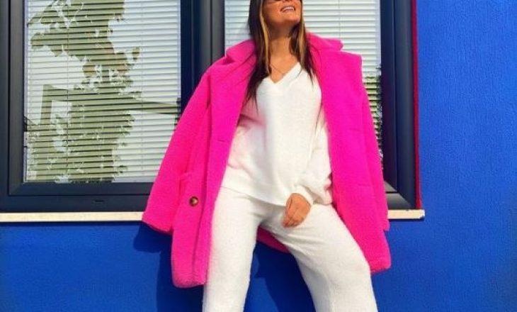 Aktorja shqiptare konfirmon lajmin se është shtatzënë