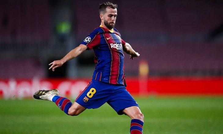 Pjanic: Messi është jashtëtokësor