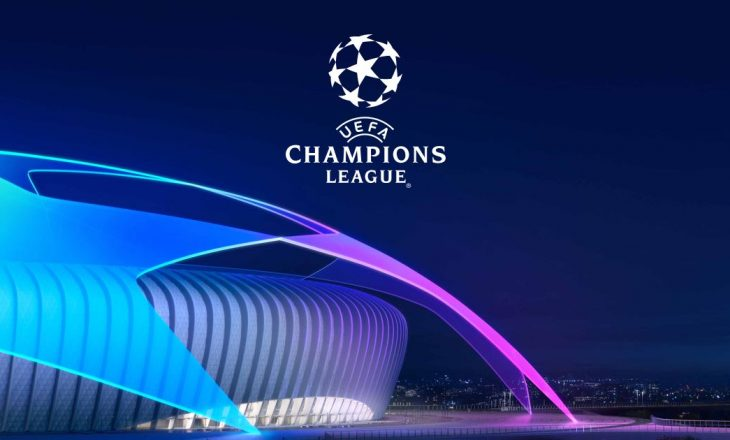 Përballjet e 1/8 të finalës në Champions League