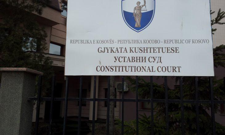 Kushtetuesja thotë se aktgjykimi për Qeverinë Hoti është drejt finalizimit