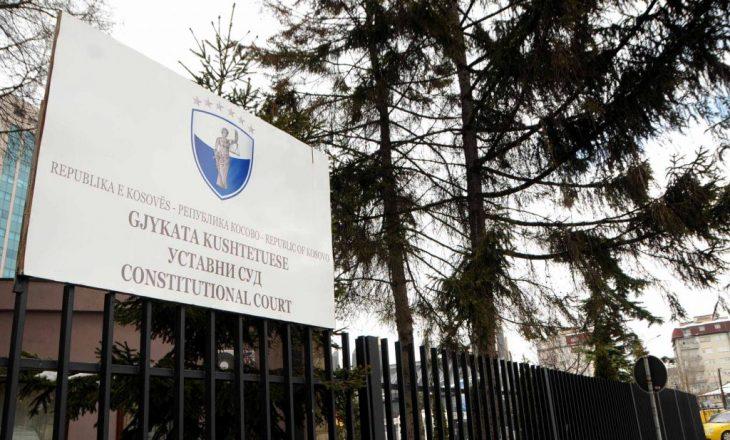 """Përfundon raundi i dytë i votimit, Qorrolli e Xhemajli në """"finale"""" për gjyqtar të Kushtetueses"""