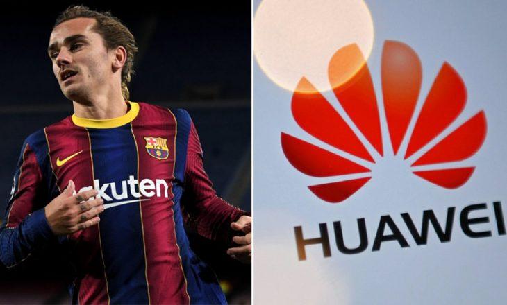 Griezmann ndërpret kontratën milionëshe me Huawei pasi kompania kineze bënë persekutimin e Ujgurëve