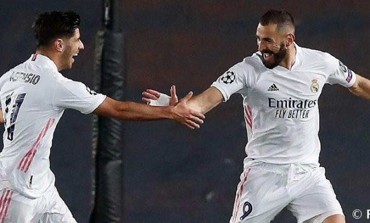 Liga e Kampionëve: Pas pjesës së parë Real kalon grupet, Inter eliminohet