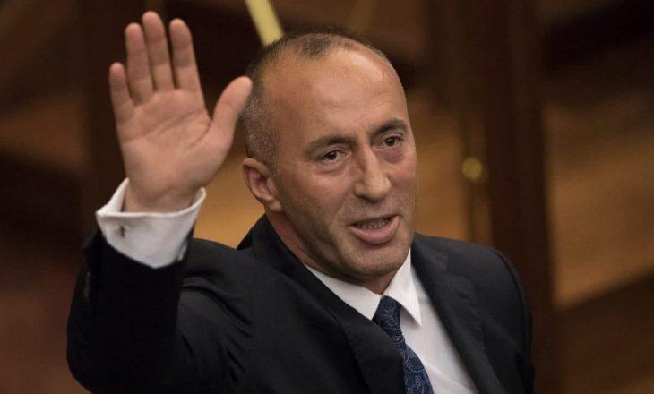 AAK vazhdon lobimin për Haradinajn president