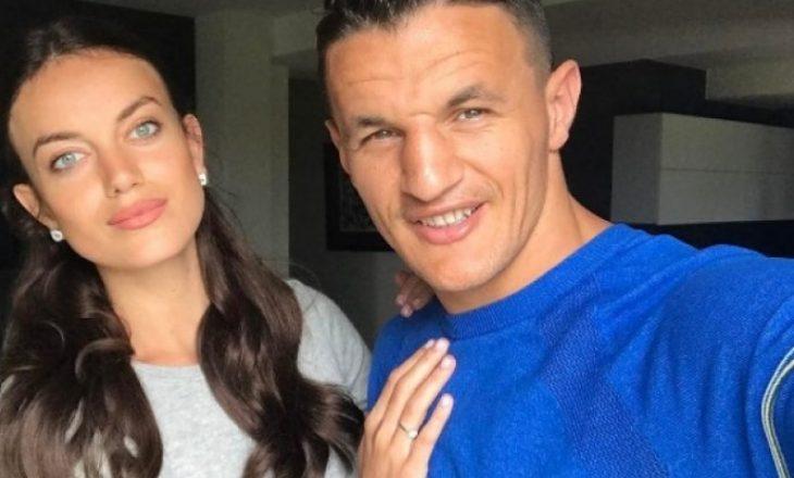 Robin Krasniqi e konfirmon: Mes tij dhe Heidi Lushtakut nuk ka përfunduar çdo gjë