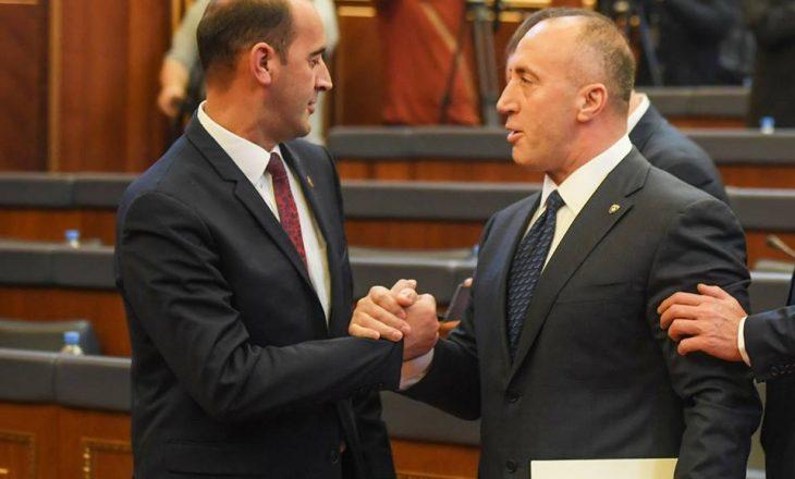 Daut Haradinaj: Kandidati për president i prin listës së AAK-së