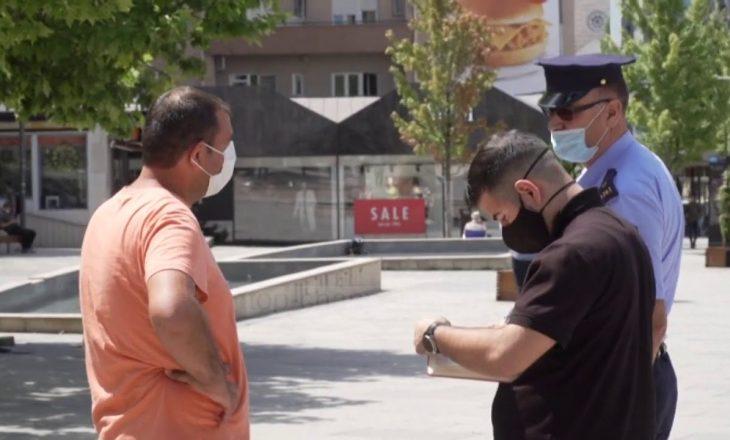 Masat anti-COVID: Policia vazhdon shqiptimin e gjobave