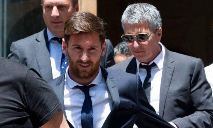 Messi në PSG? Flet babai i tij
