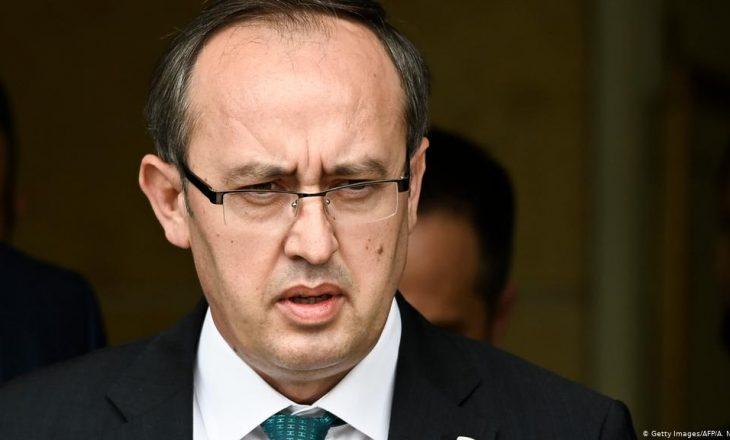 Fati i Qeverisë Hoti: Gjykata Kushtetuese mban seancë