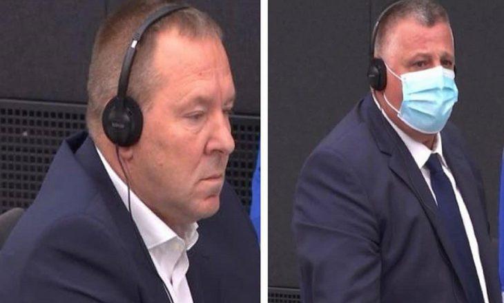 Gucati e Haradinajn paraqiten para Gjykatës Speciale