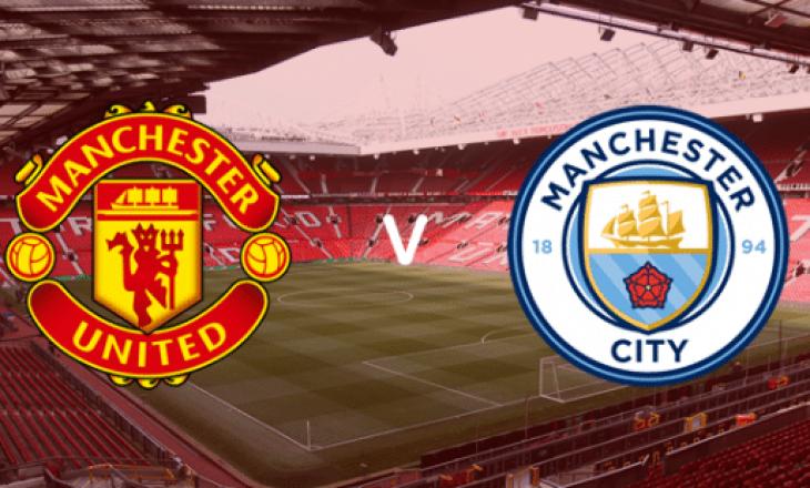 Sonte super-derbi Manchester United & Manchester City