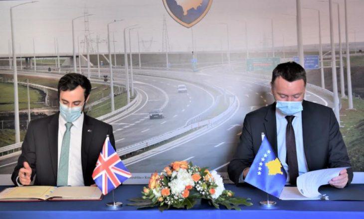 Kosova e Mbretëria Bashkuar nënshkruajnë një marrëveshje