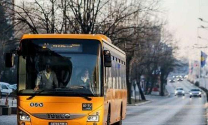 """Autobusët e """"Trafikut Urban"""" do të qarkullojnë deri në orën 20:00"""