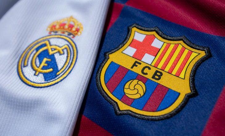 Real Madridi e Barcelona mësojnë kundërshtarët e gjysmëfinales së Superkupës së Spanjës