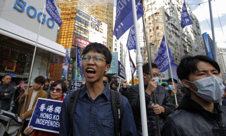 Tinejxheri dënohet me burg se ofendoi flamurin kinez
