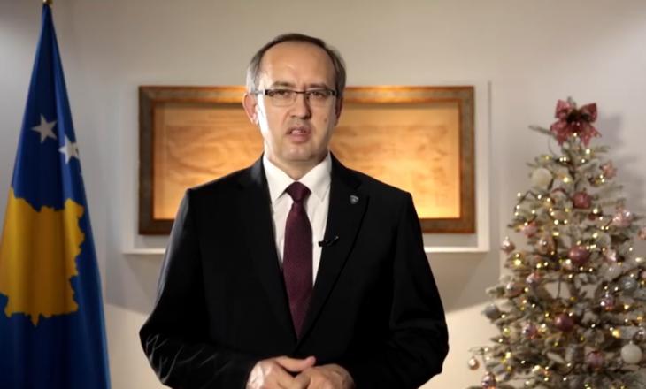 Kryeministri në Detyrë uron Vitin e RI 2021