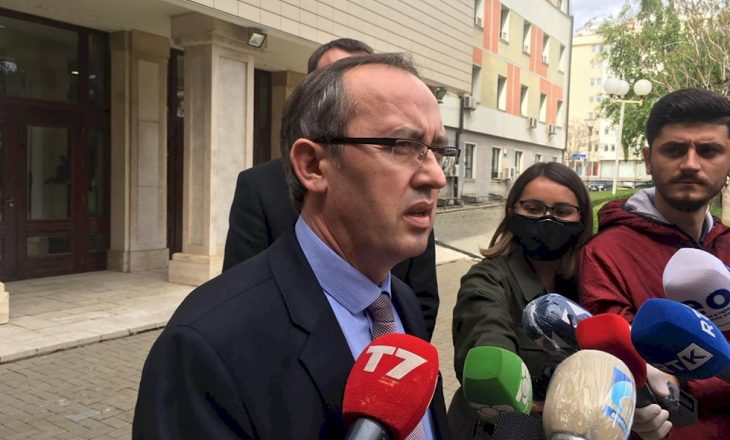 LDK ende pa kandidat për kryeministër, Hoti: Nuk e kemi diskutuar