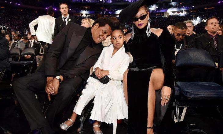 Vajza e Beyonce dhe Jay-Z fiton Grammy në moshën tetë vjeçare