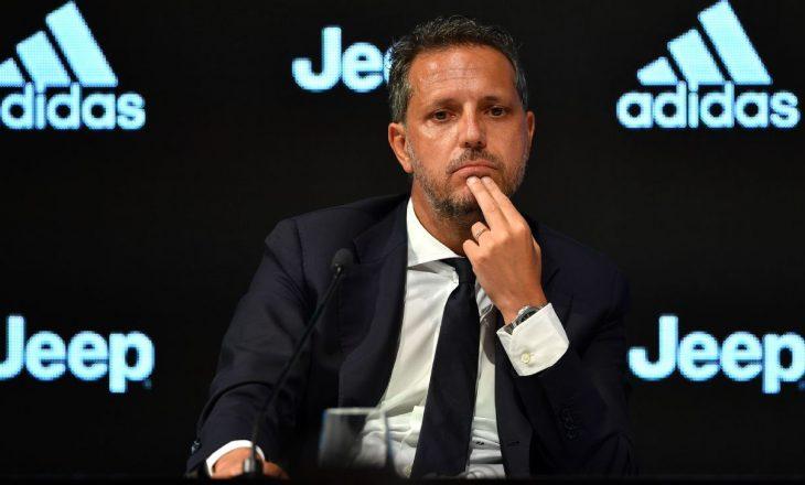Drejtori Sportiv i Juventus, Paratiçi: Juventus do të luajë ndeshjen ndaj Napoli-t