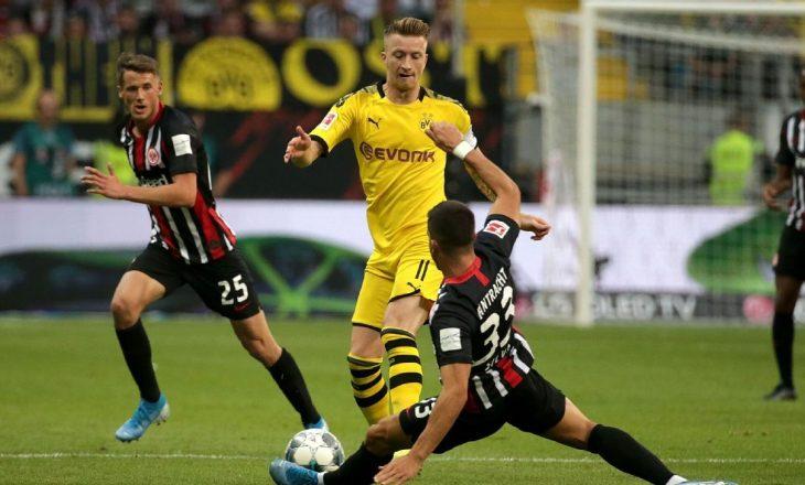 Bundesliga: Dortmund barazon me Frankfurt