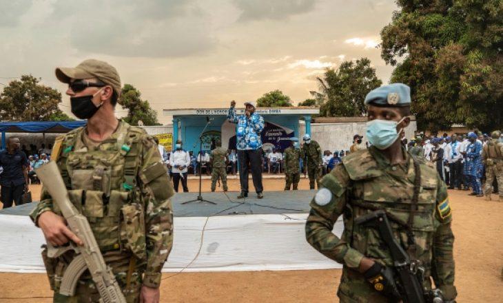 Tre paqeruajtës të OKB-së vriten në Afrikën Qendrore