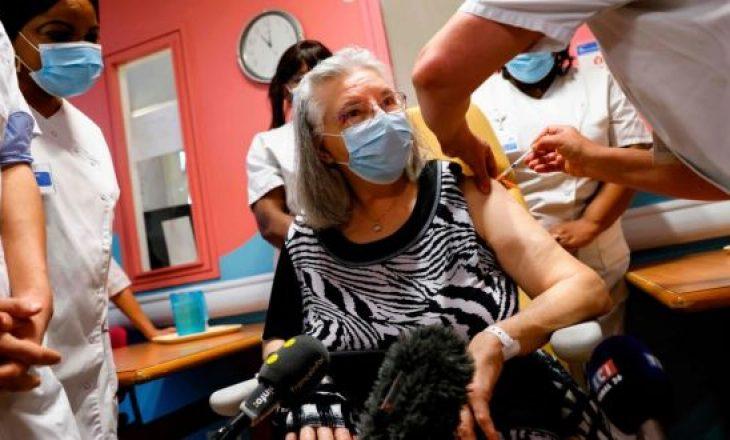 Filluan vaksinimet e para ndaj COVID-19 në Itali dhe Austri