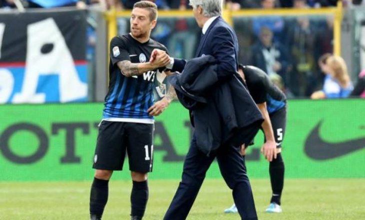 Atalanta mendon t'i ofrojë një mundësi tjetër Gomez-it