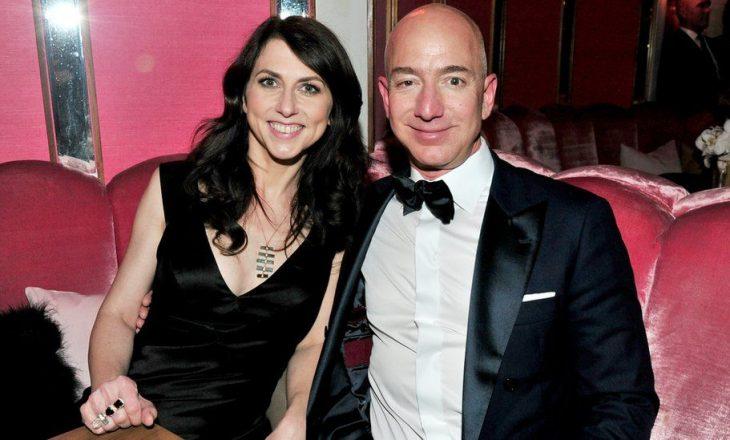 Ish-gruaja e Jeff Bezos dhuron mbi 4 miliardë dollarë në vetëm 4 muaj