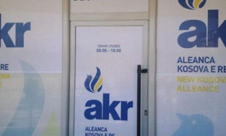 AKR synon së paku gjashtë deputetë në Kuvend