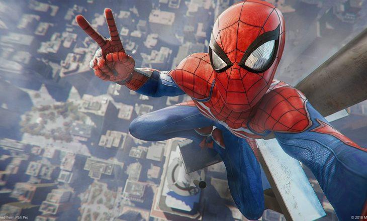 Spiderman-i po ndryshon pamje për 2021-tën