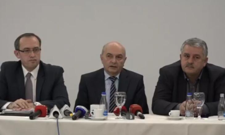 Haxhi Avdyli: Ku janë strukur Mustafa, Veliu e Hoti